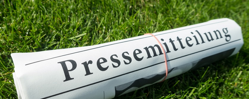 <strong>Presse</strong><br /> Akkreditierung | Pressemappe